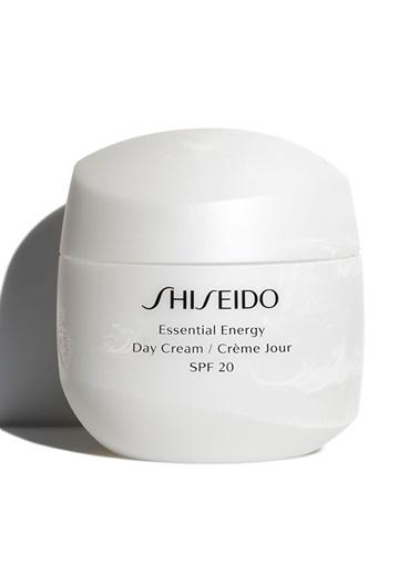 Shiseido Shiseido Essential Energy Day Reneuro Teknolojili SPF20 Nemlendirici 50 ml Renksiz